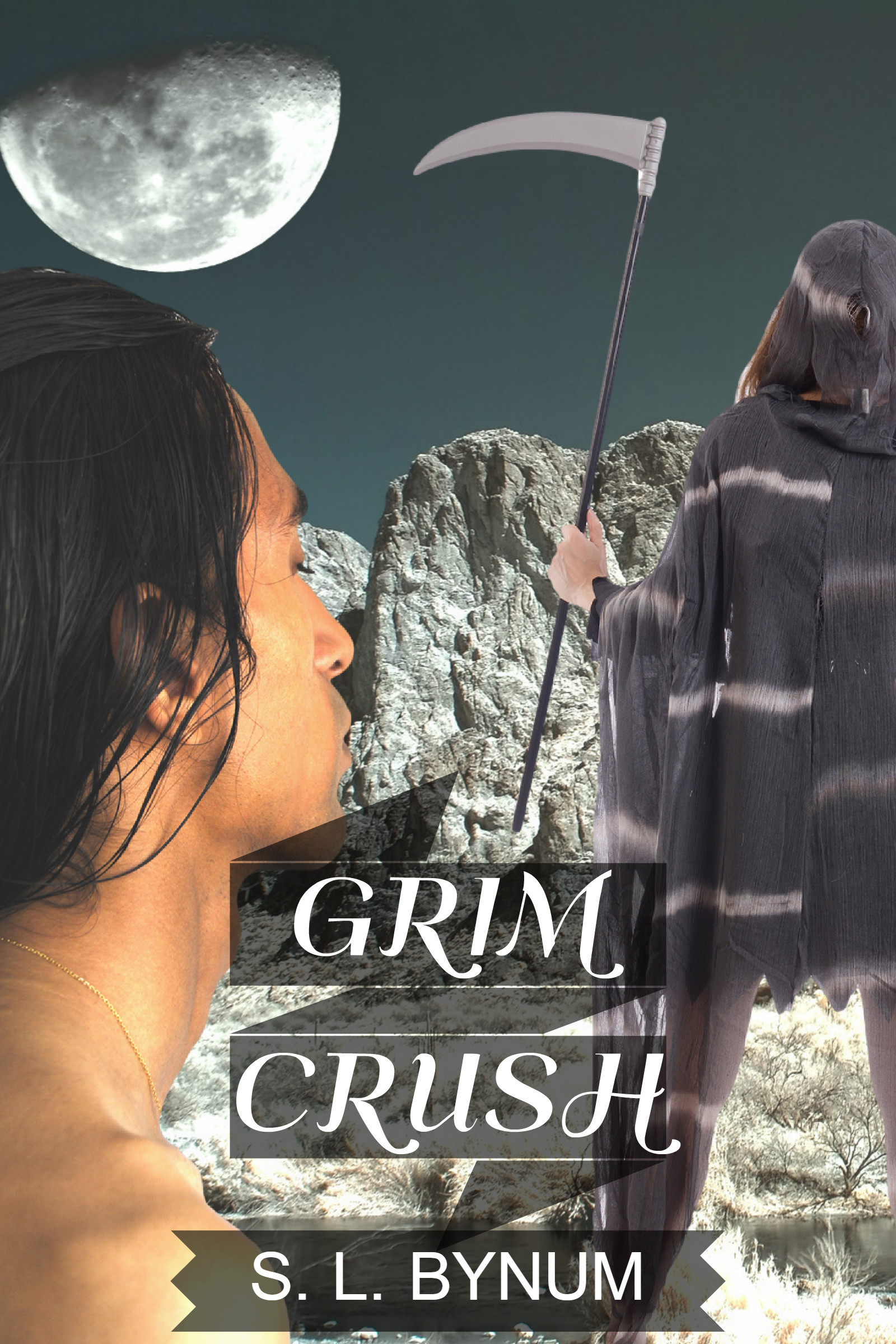 Grim Crush (Grimly Ever  by  S.L.  Bynum