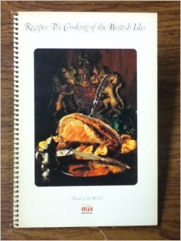Recipes The Cooking of the British Isles  by  Adrian Bailey