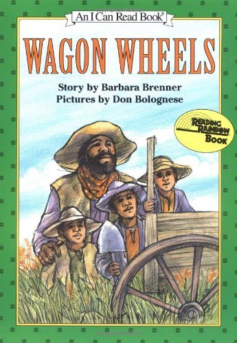 Wagon Wheels Barbara Brenner