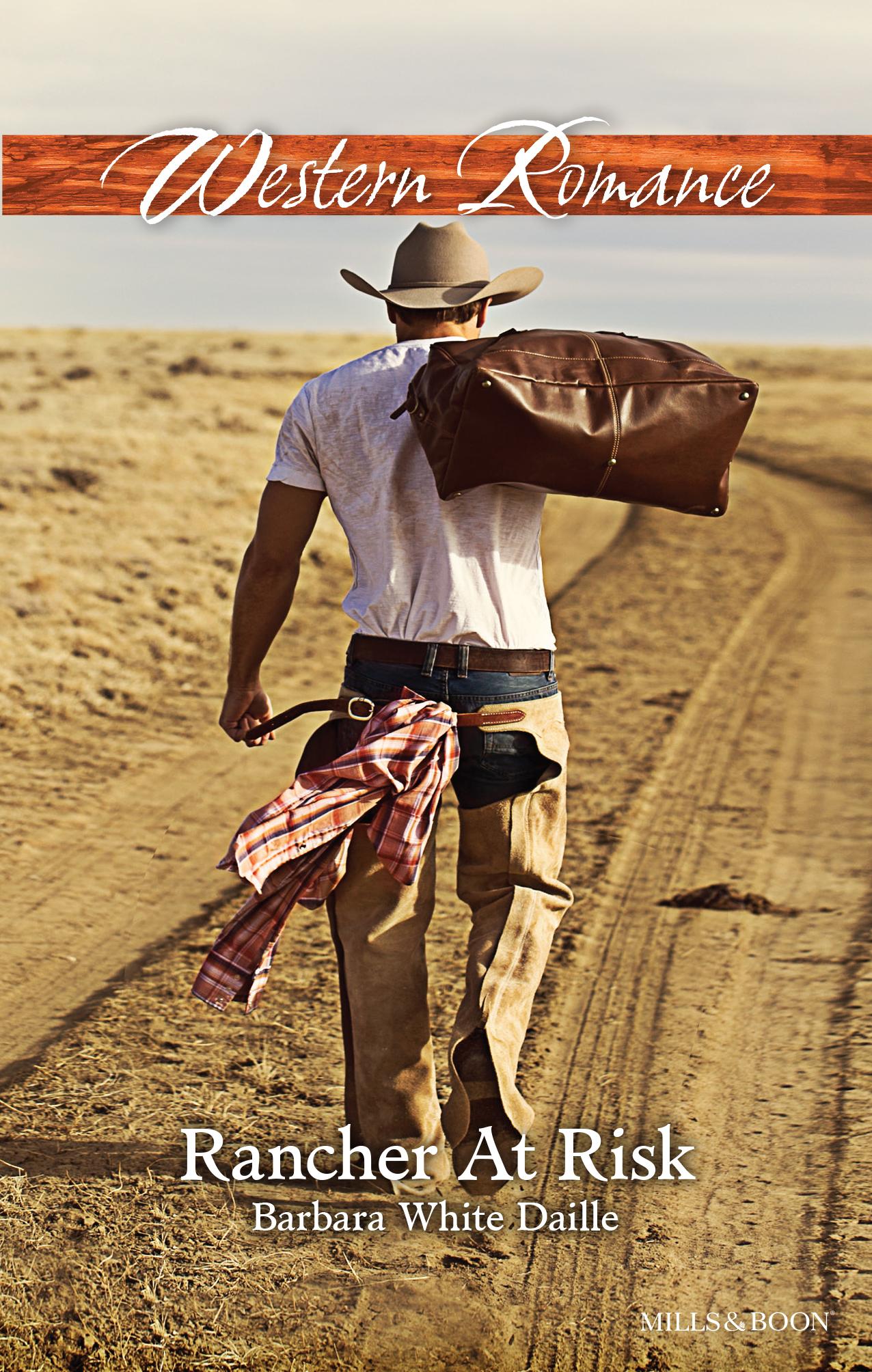 Rancher At Risk Barbara White Daille