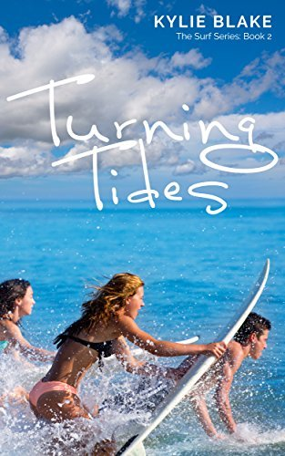 Turning Tides (The Surf Series #2) Kylie Blake