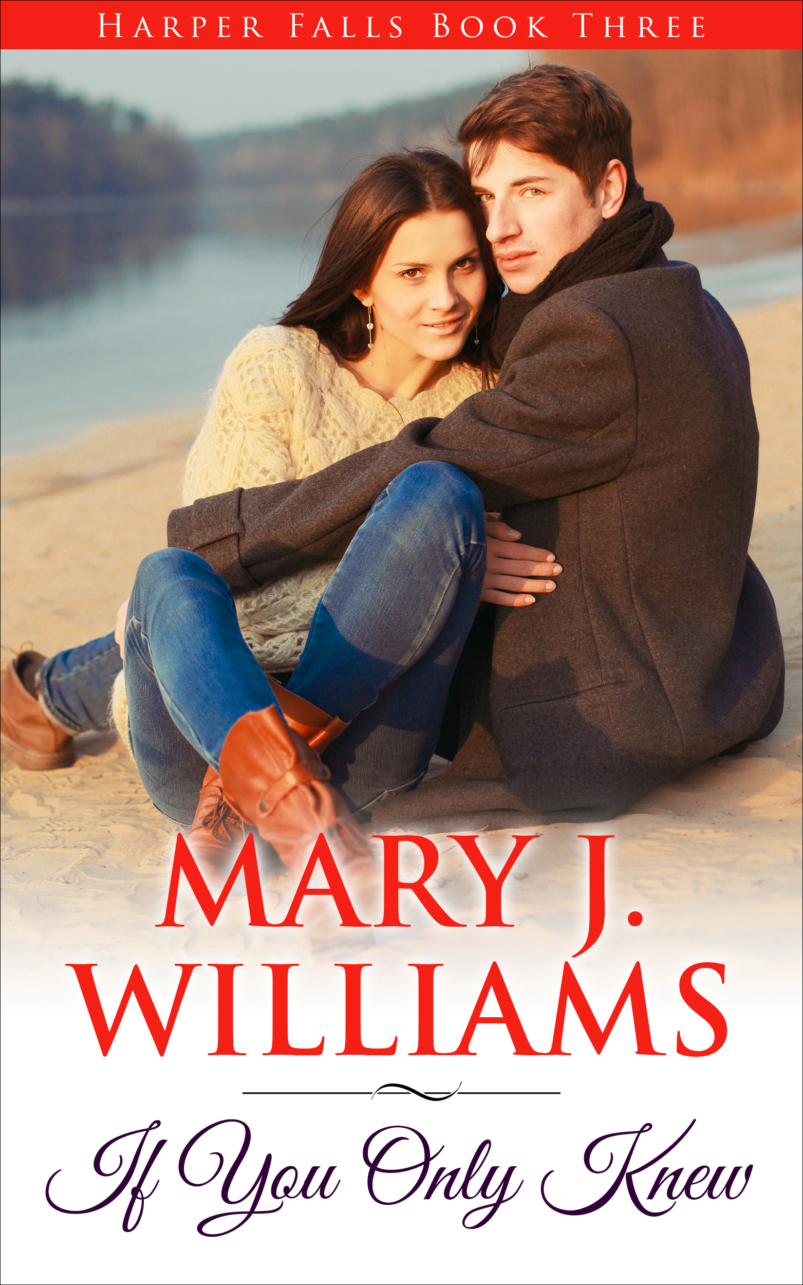 If You Only Knew: (Harper Falls #3)  by  Mary J. Williams