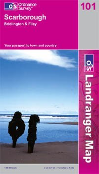 Scarborough: Bridlington & Filey: Your Passport to Town and Country Ordnance Survey