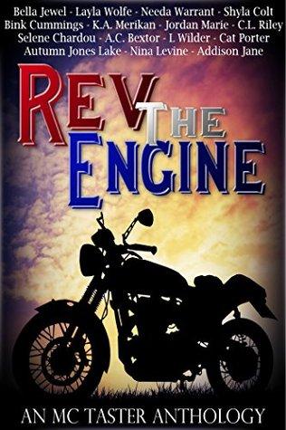 Rev The Engine Nina  Levine