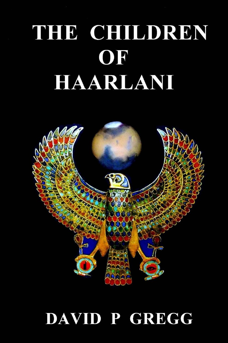 The Children of Haarlani  by  David P. Gregg