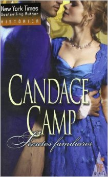 Secretos familiares (The Matchmaker #2)  by  Candace Camp