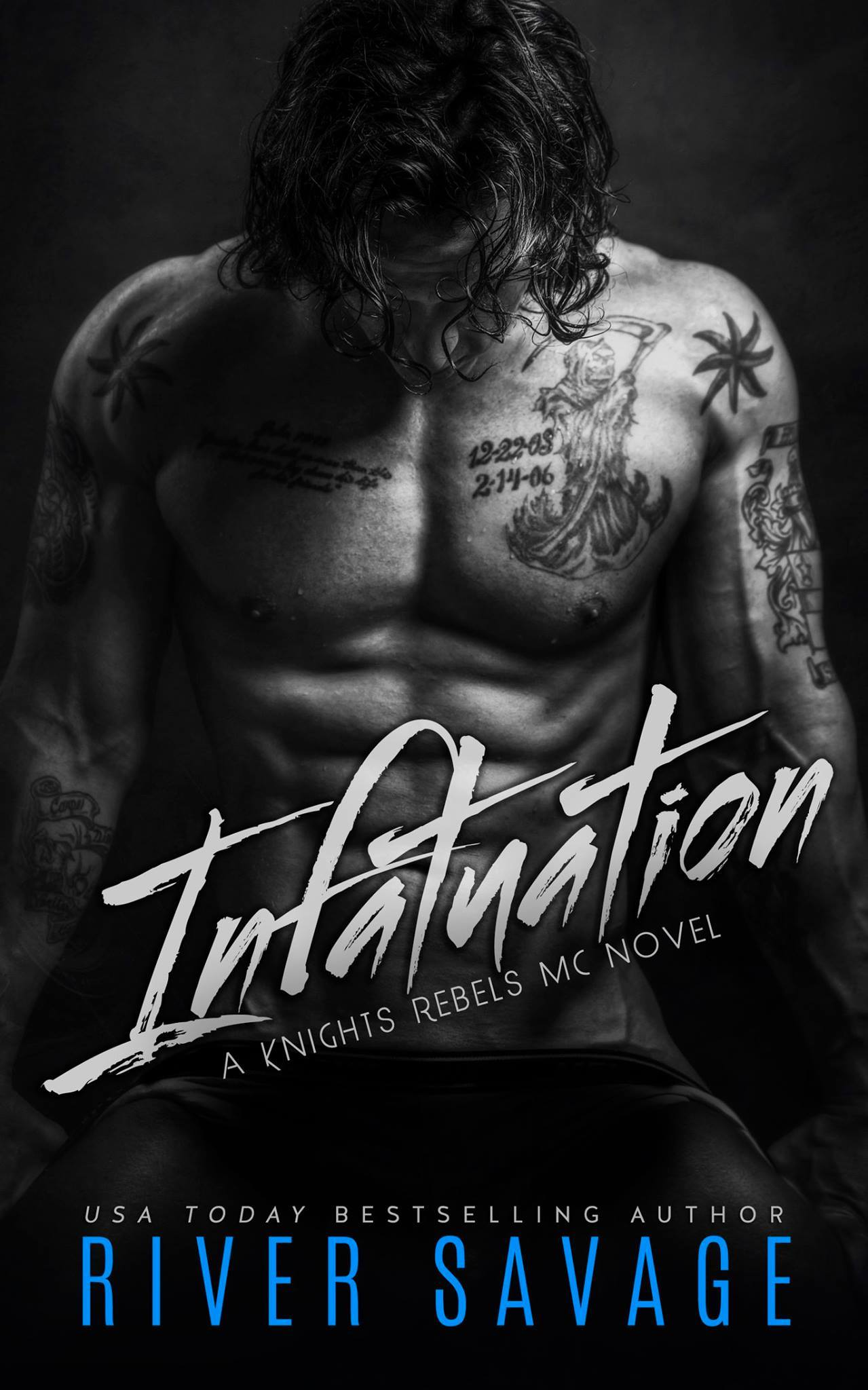 Infatuation (Knights Rebels MC, #4)  by  River Savage
