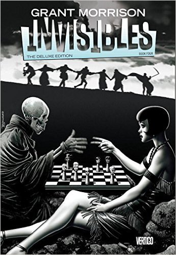 The Invisibles Book Four Deluxe Edition  by  Grant Morrison