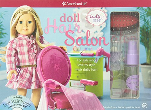 Doll Hair Salon: For girls who love to play with their dolls hair! Trula Magruder