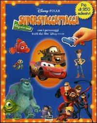 Superstaccattacca Special Con i personaggi tratti dai film Disney-Pixar Walt Disney Company