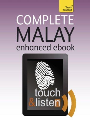 Complete Malay (Bahasa Malaysia): Teach Yourself Audio eBook (Kindle Enhanced Edition): Complete Malay (Bahasa Malaysia) (Learn Malay with Teach Yourself) (Teach Yourself Audio eBooks)  by  Christopher Byrnes