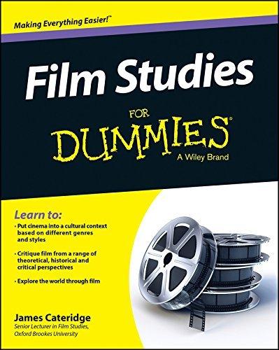 Film Studies For Dummies James Cateridge