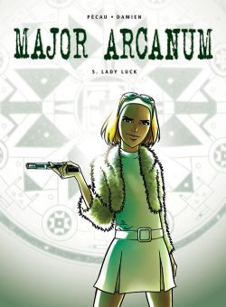 Lady Luck (Major Arcanum, #5)  by  Pécau