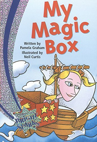 My Magic Box  by  Pamela Rushby