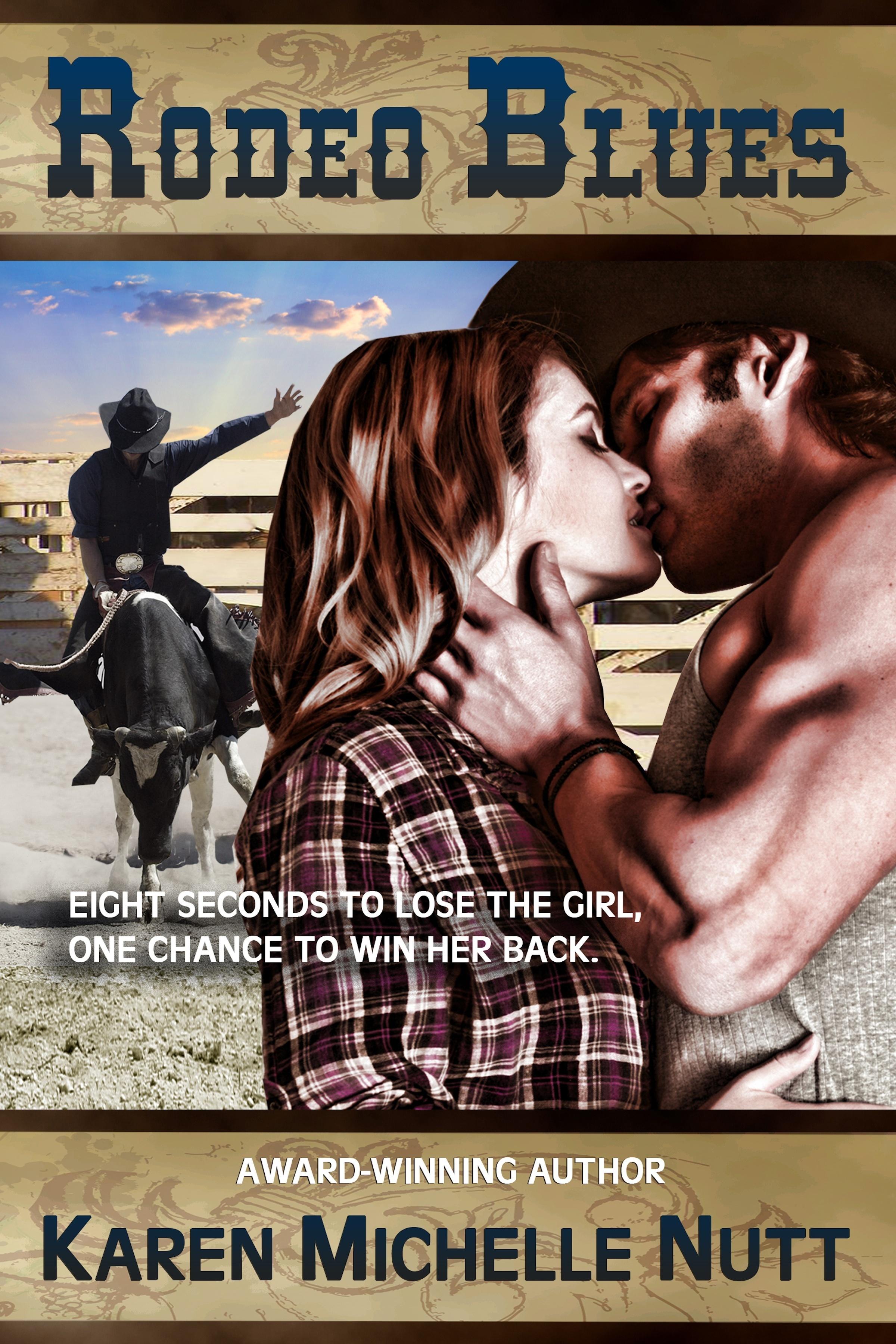 Rodeo Blues  by  Karen Michelle Nutt