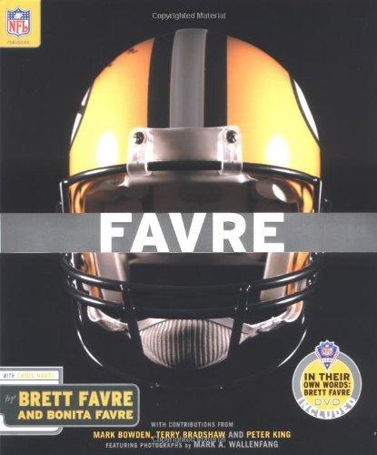 Favre  by  Brett Favre