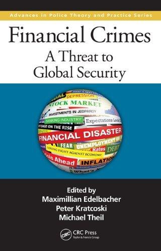 Financial Crimes: A Threat to Global Security Maximillian Edelbacher