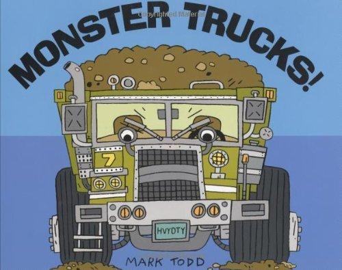 Monster Trucks!  by  Mark Todd