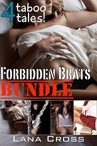 Forbidden Brats Bundle: 4 Taboo Tales Lana Cross