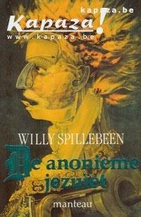 De anonieme jezuïet Willy Spillebeen