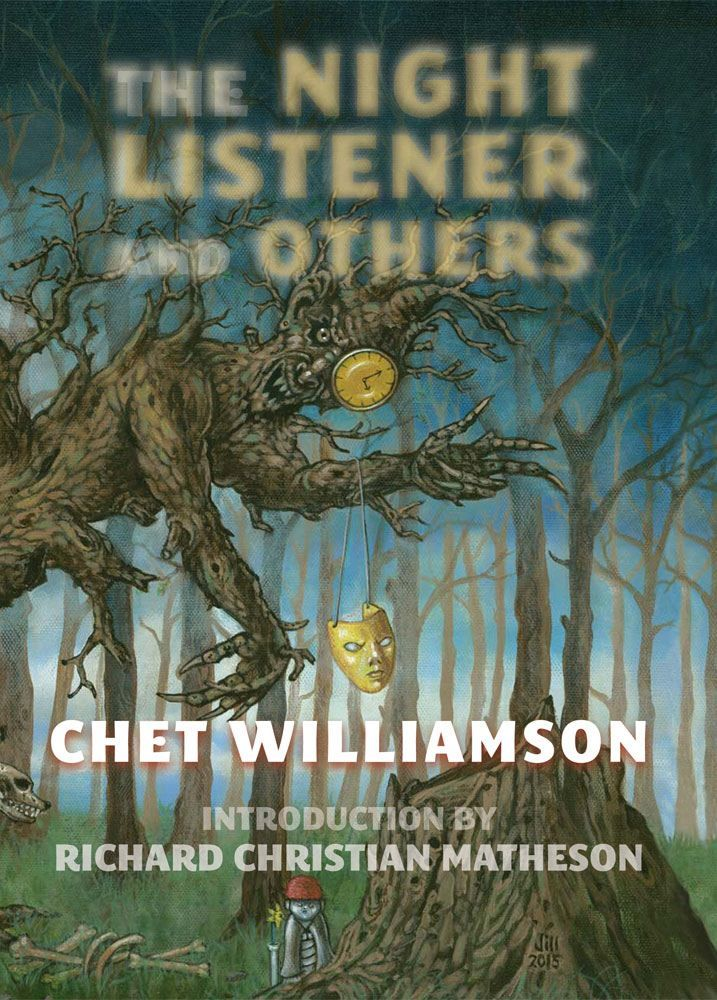 The Night Listener and Others  by  Chet Williamson