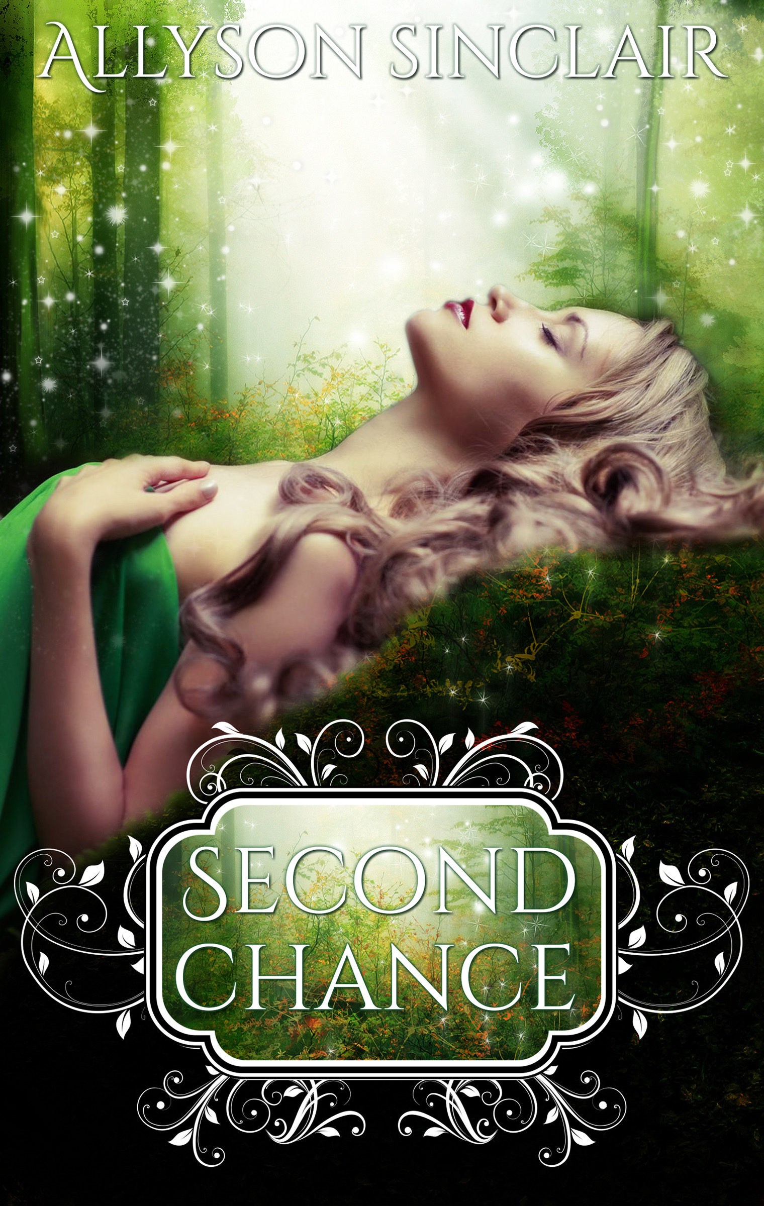 Second Chance  by  Allyson Sinclair