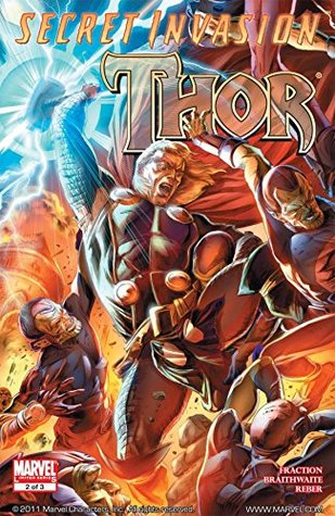 Secret Invasion: Thor #2 (of 3)  by  Matt Fraction
