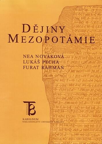 Dejiny Mezopotamie Nea Novakova
