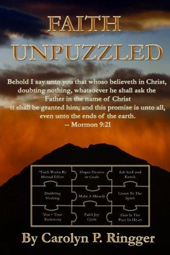 Faith UnPuzzled  by  Carolyn P. Ringger