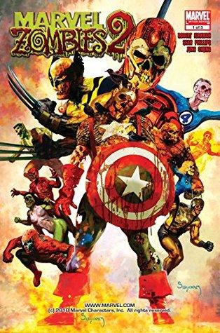 Marvel Zombies 2 #1 (of 5) Robert Kirkman