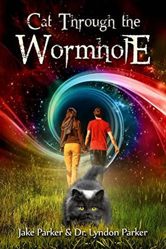 Cat Through the Wormhole (Rory and Carla: Psychic Twins Book 1)  by  Jake Parker