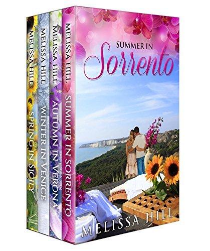 Escape to Italy - Summer Romance Boxset: Books 1 - 4 Melissa Hill