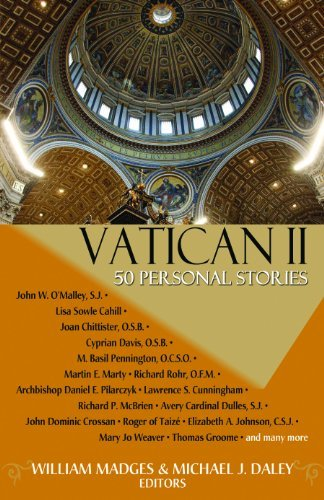 Vatican II: Fifty Person Stories  by  William Madges