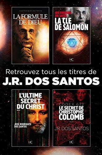 Pack Dos Santos - 4 titres numériques  by  José Rodrigues dos Santos