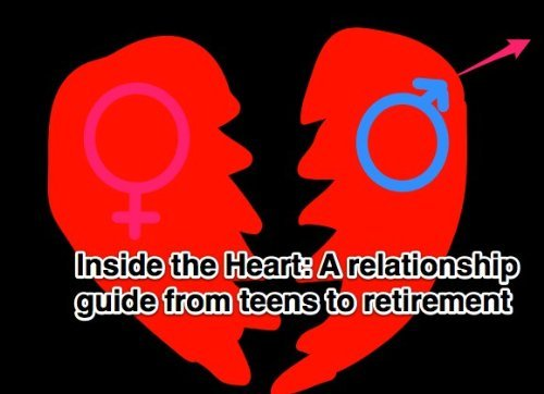 Inside the Heart: A relationship guide from teens to retirement Joshua Ives