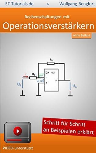 Rechenschaltungen mit Operationsverstärkern  by  Wolfgang Bengfort