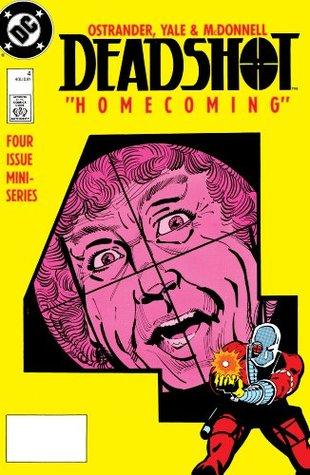 Deadshot (1988) #4 John Ostrander