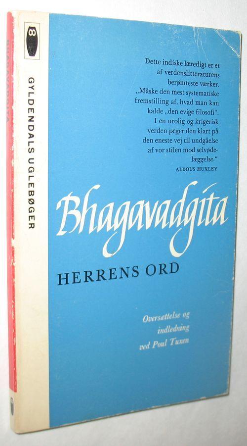 Bhagavadgita. Herrens ord  by  Anonymous