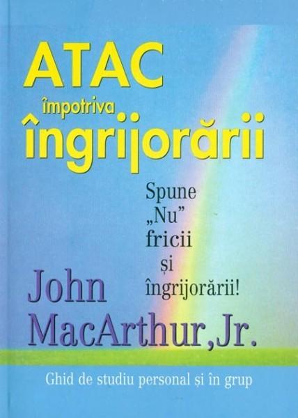 Atac impotriva ingrijorarii John MacArthur Jr.