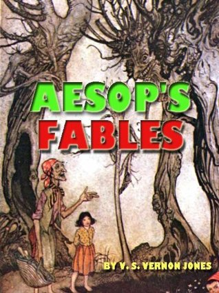 AESOPS FABLES : A NEW TRANSLATION  by  V. S. Vernon Jones