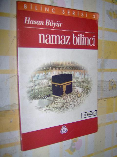 Namaz Bilinci  by  Hasan Büyür