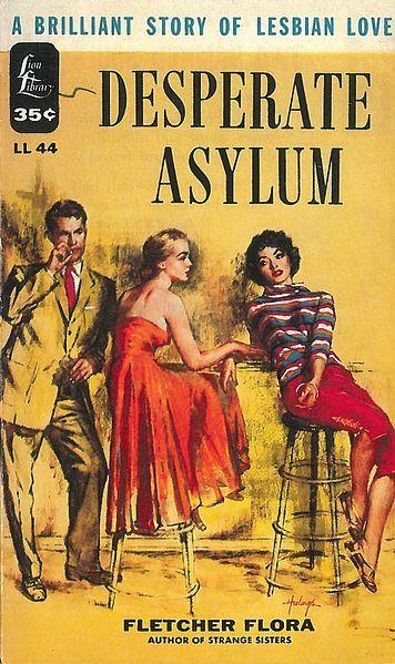 Desperate Asylum  by  Fletcher Flora