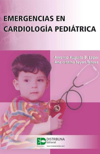 Emergencias en cardiología pediátrica Antomio Lopes