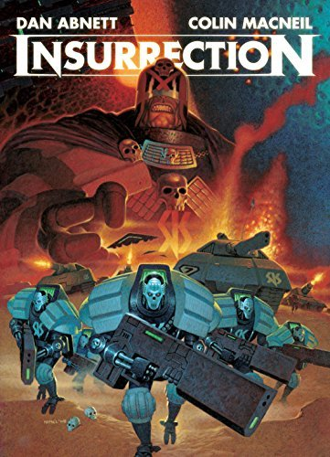 Insurrection  by  Dan Abnett