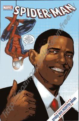Speciale Spider-Man incontra Obama Todd Nauck