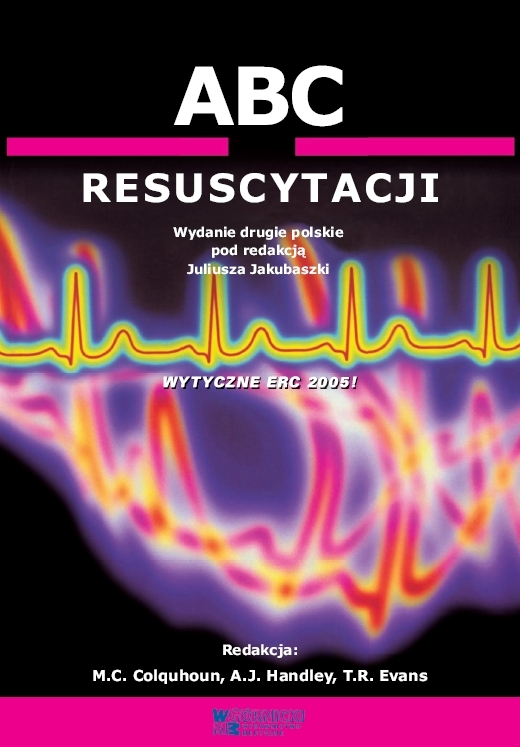 ABC resuscytacji  by  Michael C. Colquhoun