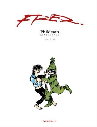 Philémon : Intégrale tome 2 (Philémon #6-10)  by  Fred