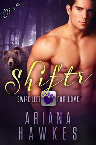 Dina (Hope Valley BBW Online Dating App Romance #1)  by  Ariana Hawkes