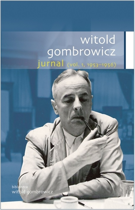 Jurnal: 1953-1956  by  Witold Gombrowicz