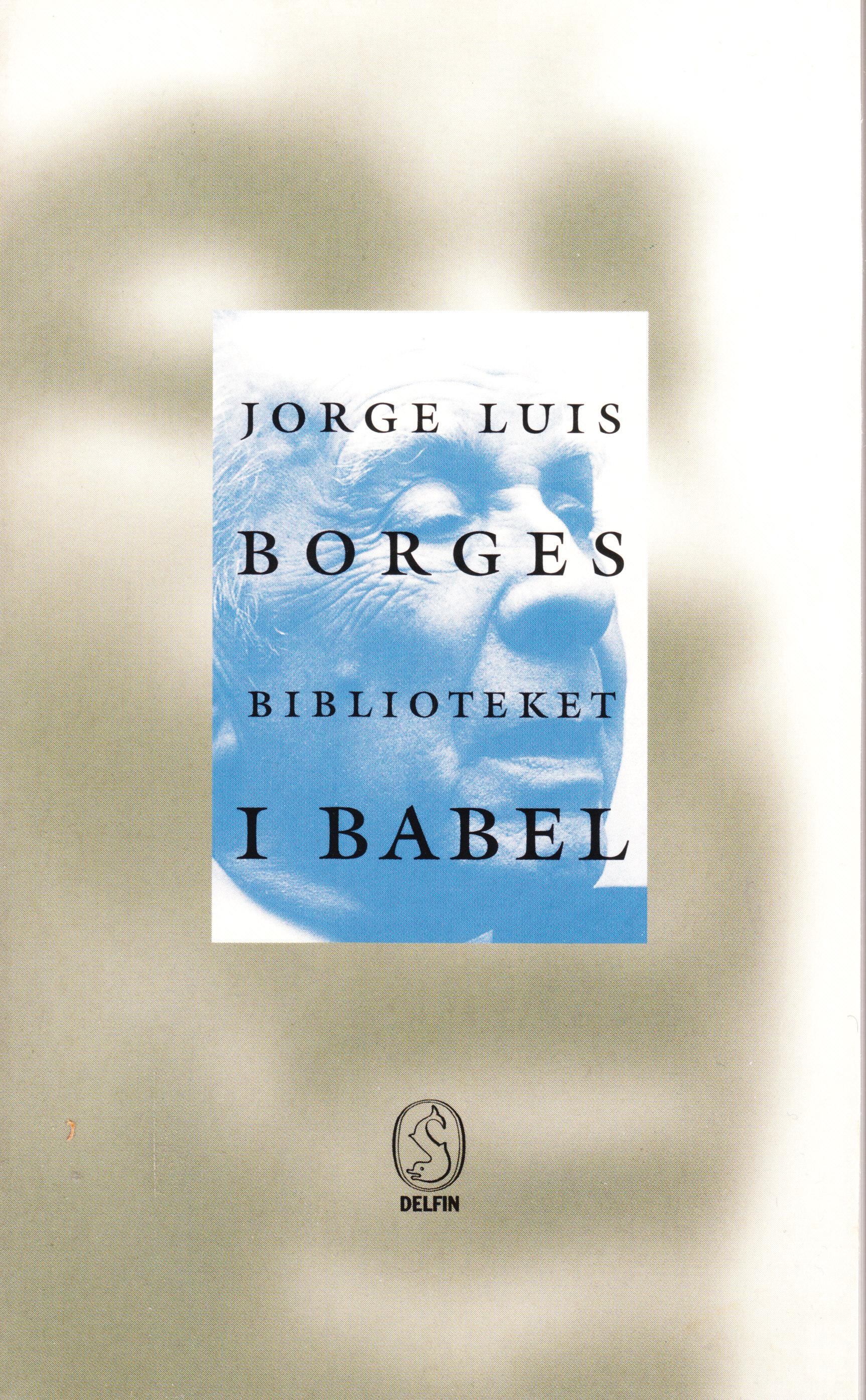 Biblioteket i Babel Jorge Luis Borges